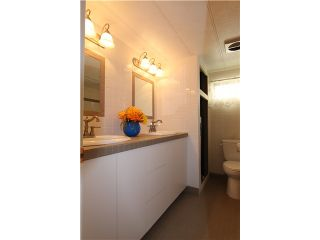 """Photo 8: 288 201 CAYER Street in Coquitlam: Maillardville Manufactured Home for sale in """"WILDWOOD PARK"""" : MLS®# V1007219"""