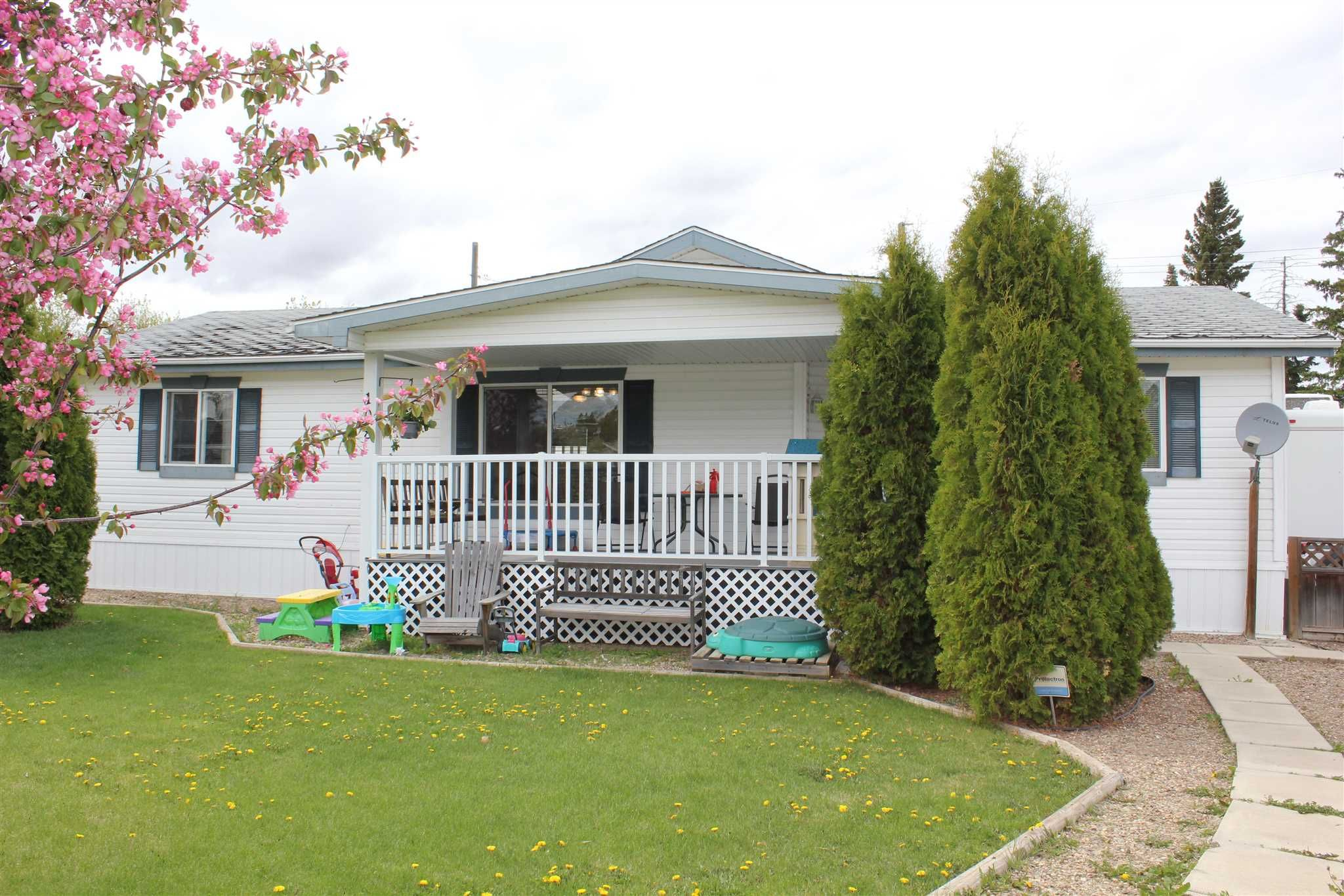 Main Photo: 108 Pleasant Drive: Paradise Valley Manufactured Home for sale : MLS®# E4246832