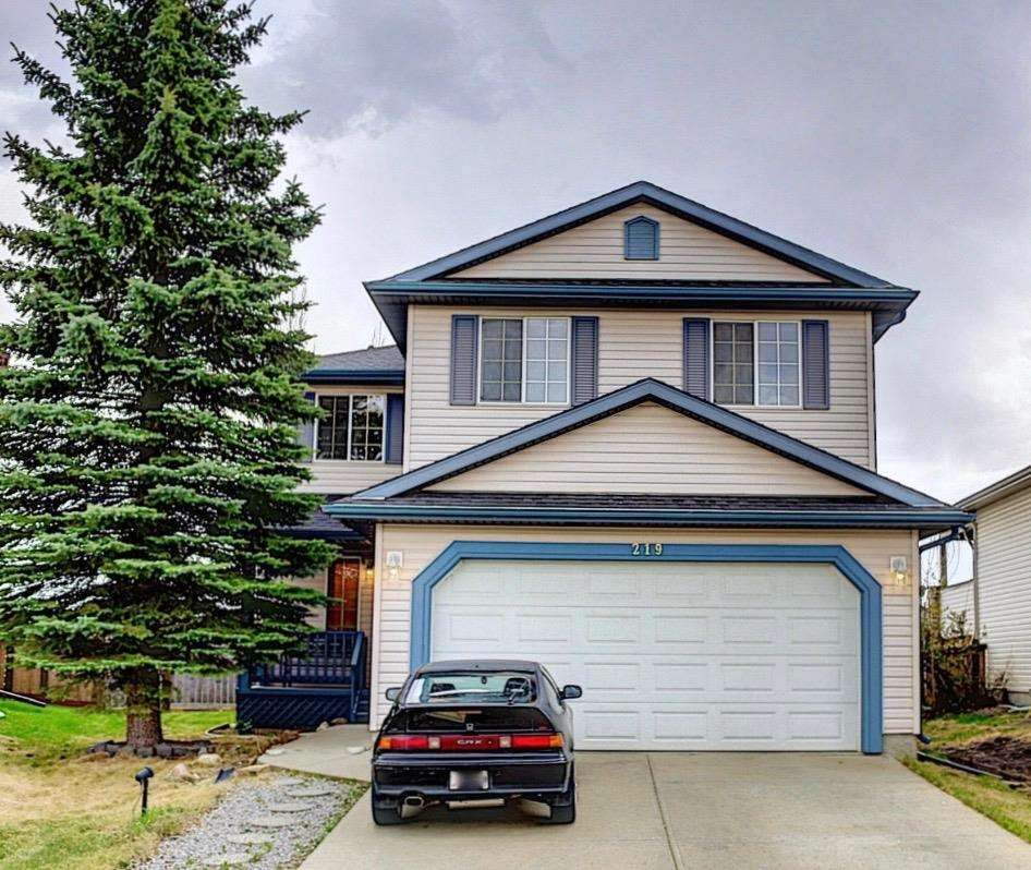 Main Photo: 219 HOLLINGER Close NW in Edmonton: Zone 35 House for sale : MLS®# E4243524