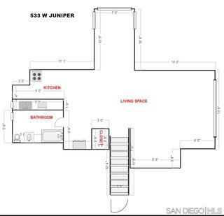 Photo 18: MIDDLETOWN Property for sale: 531 - 535 W Juniper St in San Diego