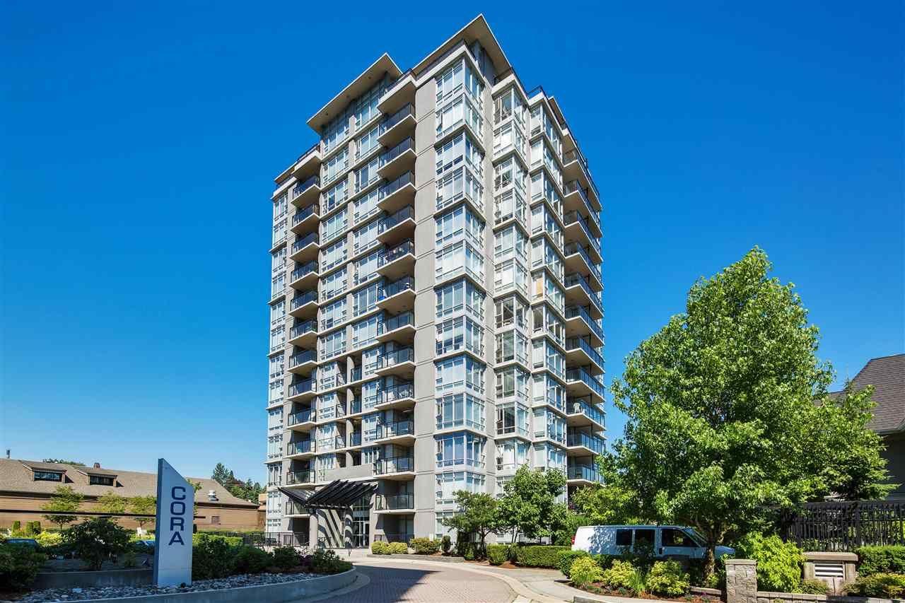 Main Photo: 505 575 DELESTRE AVENUE in Coquitlam: Coquitlam West Condo for sale : MLS®# R2281771