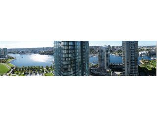 "Photo 3: 2302 1408 STRATHMORE Mews in Vancouver: Yaletown Condo for sale in ""West One"" (Vancouver West)  : MLS®# V1086401"