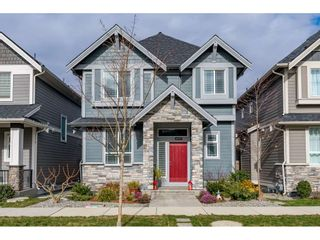 """Photo 1: 16513 25 Avenue in Surrey: Grandview Surrey House for sale in """"Plateau Grandview Heights"""" (South Surrey White Rock)  : MLS®# R2539834"""