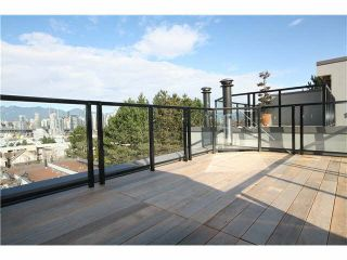 """Photo 17: 1337 W 8TH Avenue in Vancouver: Fairview VW Townhouse for sale in """"FAIRVIEW VILLAGE"""" (Vancouver West)  : MLS®# V1114051"""