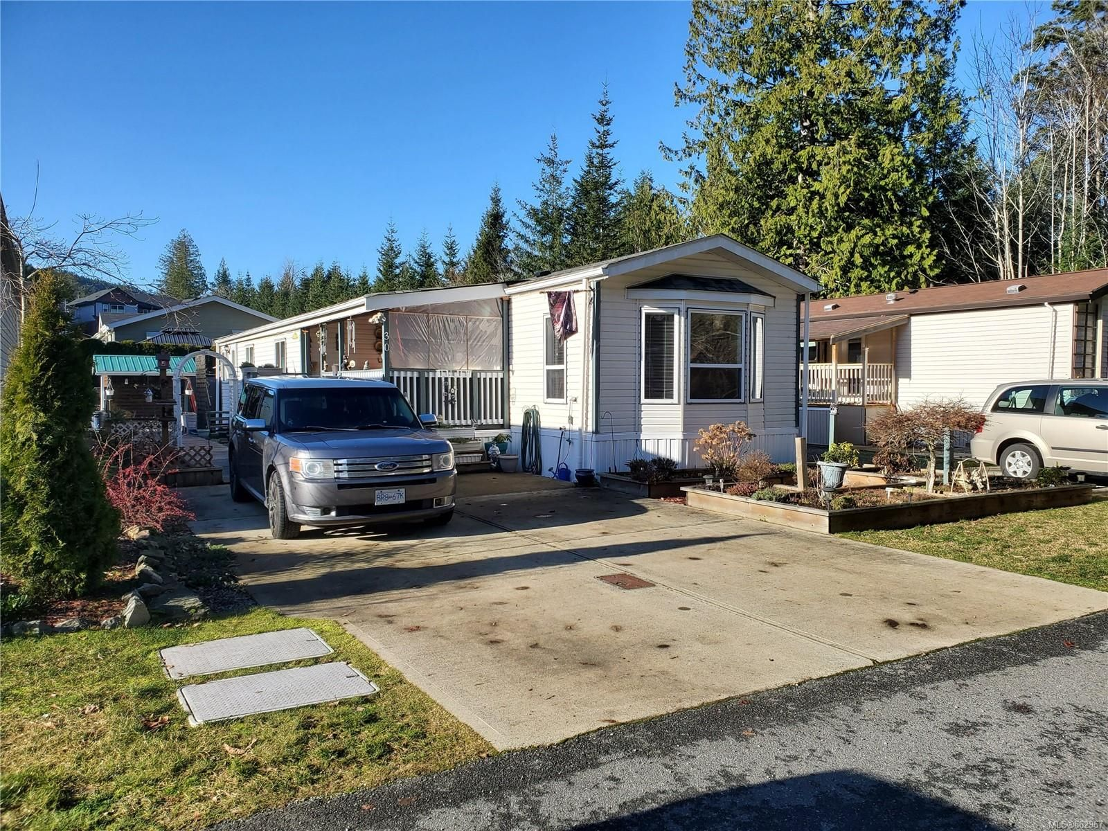 Main Photo: 30 541 Jim Cram Dr in : Du Ladysmith Manufactured Home for sale (Duncan)  : MLS®# 862967