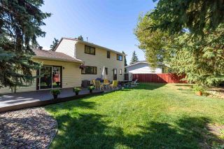 Photo 43: 99 Willow Way in Edmonton: Zone 22 House for sale : MLS®# E4229468