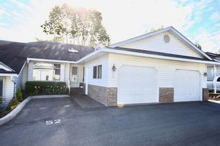 Photo 1: 52 3054 Trafalgar Street in Abbotsford: Central Abbotsford Townhouse for sale : MLS®# R2578031