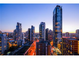 """Photo 12: 1906 1295 RICHARDS Street in Vancouver: Downtown VW Condo for sale in """"OSCAR"""" (Vancouver West)  : MLS®# V1048145"""
