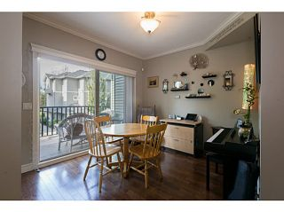 "Photo 5: 12 5988 OLD MCLELLAN Road in Surrey: Cloverdale BC Townhouse for sale in ""MCLELLAN MEWS"" (Cloverdale)  : MLS®# F1424260"