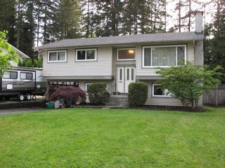 Photo 1: 3897 203A Street in Langley: Home for sale : MLS®# F1411898