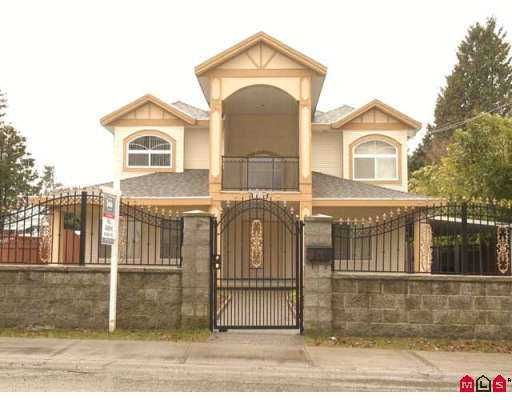 Main Photo: 10259 132ND Street in Surrey: Whalley House for sale (North Surrey)  : MLS®# F2702470