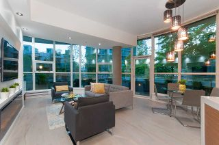 Photo 2: 1418 W HASTINGS STREET in Vancouver: Coal Harbour Townhouse for sale (Vancouver West)  : MLS®# R2266461