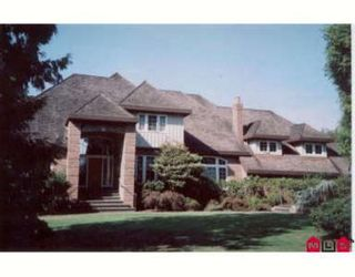Photo 1: 13789 - 32nd Ave: House for sale (Elgin Chantrell)  : MLS®# F2518638