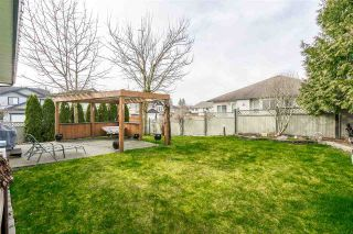 "Photo 34: 2837 BOXCAR Street in Abbotsford: Aberdeen House for sale in ""West Abby Station"" : MLS®# R2448925"