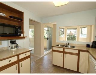"""Photo 6: 305 1000 BOWRON Court in North_Vancouver: Roche Point Condo for sale in """"PARKWAY TERRACE"""" (North Vancouver)  : MLS®# V774982"""