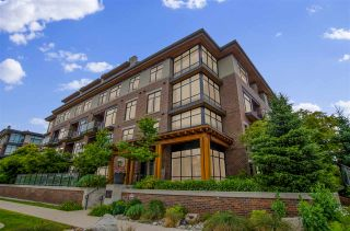 "Photo 1: 416 262 SALTER Street in New Westminster: Queensborough Condo for sale in ""PORTAGE"" : MLS®# R2470253"