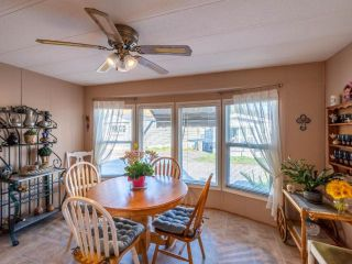 Photo 7: 68 1655 ORD ROAD in Kamloops: Brocklehurst Manufactured Home/Prefab for sale : MLS®# 159093