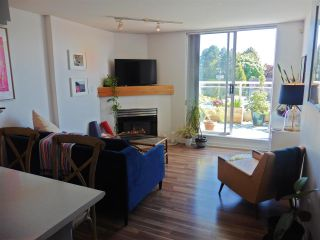 """Photo 4: 403 1978 VINE Street in Vancouver: Kitsilano Condo for sale in """"THE CAPERS BUILDING"""" (Vancouver West)  : MLS®# R2593406"""