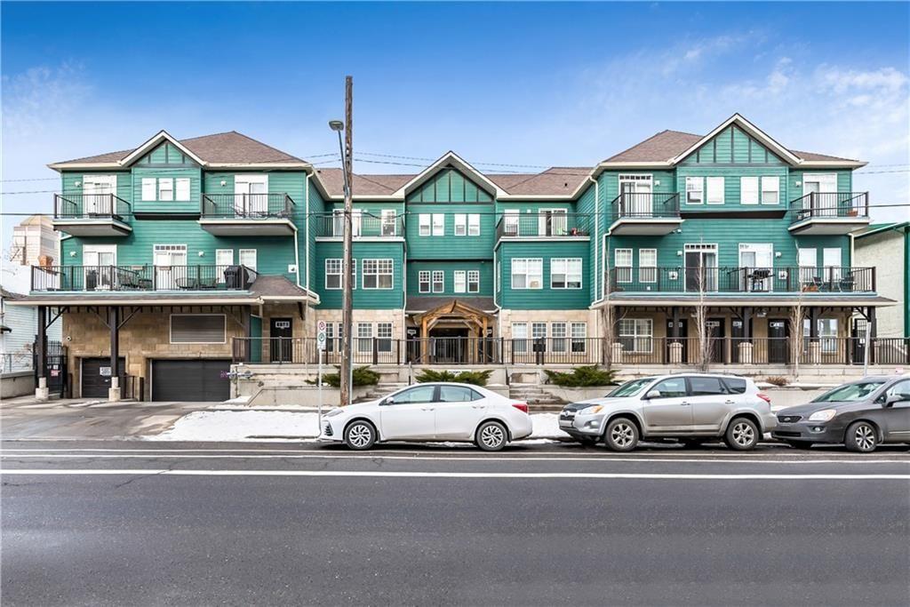 Main Photo: 114 112 14 Avenue SE in Calgary: Beltline Apartment for sale : MLS®# C4282670