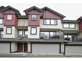 "Photo 19: 24 7168 179TH Street in Surrey: Cloverdale BC Townhouse for sale in ""OVATION"" (Cloverdale)  : MLS®# F1449821"