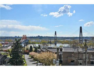 "Photo 8: 503 47 AGNES Street in New Westminster: Downtown NW Condo for sale in ""FRASER HOUSE"" : MLS®# V1002281"
