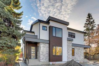 Photo 43: 8415 149 Street in Edmonton: Zone 10 House Half Duplex for sale : MLS®# E4227448