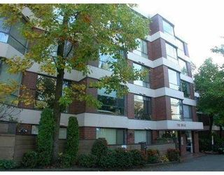 "Photo 1: 202 2140 BRIAR AV in Vancouver: Quilchena Condo for sale in ""ARBUTUS VILLAGE"" (Vancouver West)  : MLS®# V606205"
