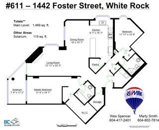 "Photo 20: 611 1442 FOSTER Street: White Rock Condo for sale in ""White Rock Square 3"" (South Surrey White Rock)  : MLS®# R2040854"