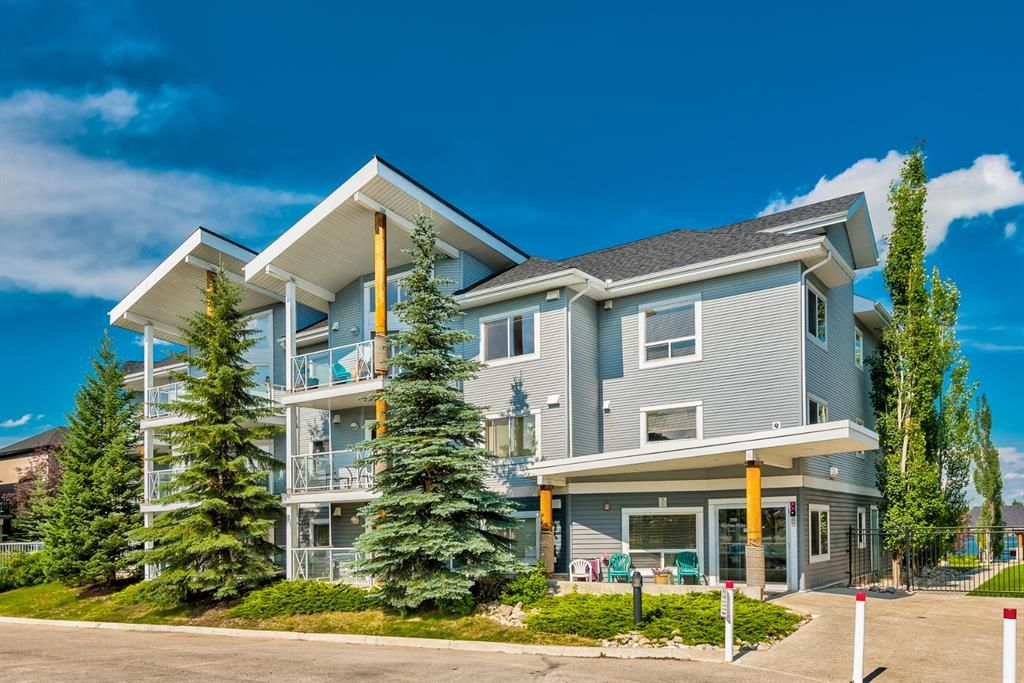 Main Photo: 306 390 Marina Drive: Chestermere Apartment for sale : MLS®# A1129732