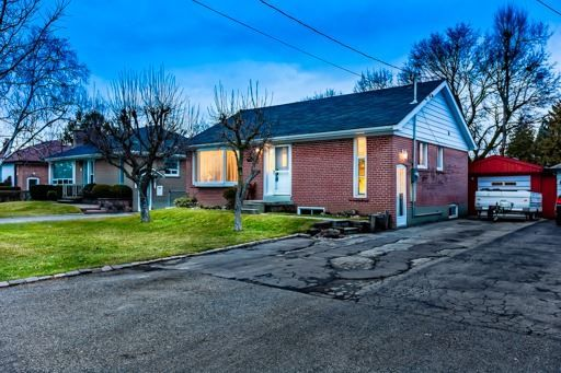 Main Photo: 315 Palmer Avenue in Richmond Hill: Harding House (Bungalow) for sale : MLS®# N3438481