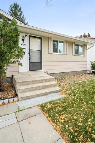 Photo 39: 418 SMALLWOOD Crescent in Saskatoon: Confederation Park Residential for sale : MLS®# SK873758
