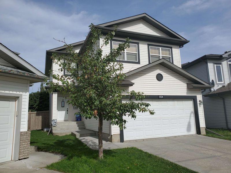FEATURED LISTING: 13534 141A Avenue Northwest Edmonton