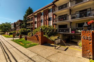 """Photo 1: 306 625 HAMILTON Street in New Westminster: Uptown NW Condo for sale in """"CASA DEL SOL"""" : MLS®# R2616176"""