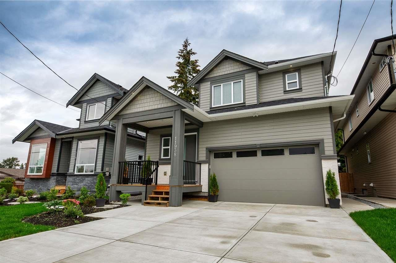 Main Photo: 11938 BLAKELY Road in Pitt Meadows: Central Meadows House for sale : MLS®# R2603344