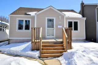 Photo 1: 468 Campbell Street in Winnipeg: River Heights Residential for sale (1C)  : MLS®# 202006550