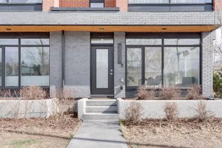 Photo 2: 3004 Parkdale Boulevard NW in Calgary: Parkdale Row/Townhouse for sale : MLS®# A1093150
