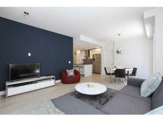 """Photo 1: 507 733 W 3RD Street in North Vancouver: Hamilton Condo for sale in """"THE SHORE"""" : MLS®# V1134598"""