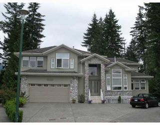 Photo 1: 3172 HALLAM Court in Coquitlam: Westwood Plateau House for sale : MLS®# V666601