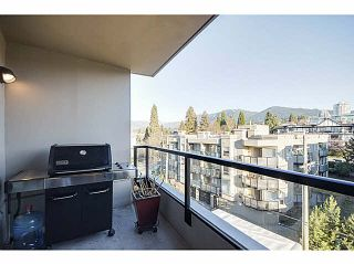 """Photo 13: 606 160 W 3RD Street in North Vancouver: Lower Lonsdale Condo for sale in """"ENVY"""" : MLS®# V1124166"""