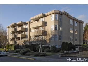 Main Photo: 301 1580 Christmas Ave in VICTORIA: SE Mt Tolmie Condo for sale (Saanich East)  : MLS®# 489978
