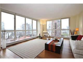 Photo 5: # 902 212 DAVIE ST in Vancouver: Yaletown Condo for sale (Vancouver West)  : MLS®# V1006089