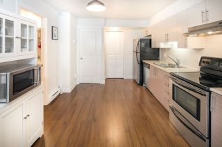 """Photo 10: 102 5632 KINGS Road in Vancouver: University VW Townhouse for sale in """"POLLOCK"""" (Vancouver West)  : MLS®# R2109342"""