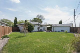 Photo 18: 427 McMeans Bay in Winnipeg: West Transcona Residential for sale (3L)  : MLS®# 1813538