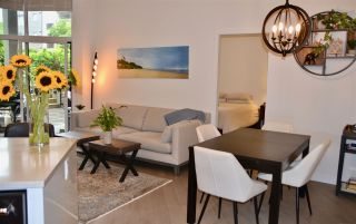 """Photo 6: 110 3581 ROSS Drive in Vancouver: University VW Condo for sale in """"VITUOSOS BY ADERA"""" (Vancouver West)  : MLS®# R2484256"""