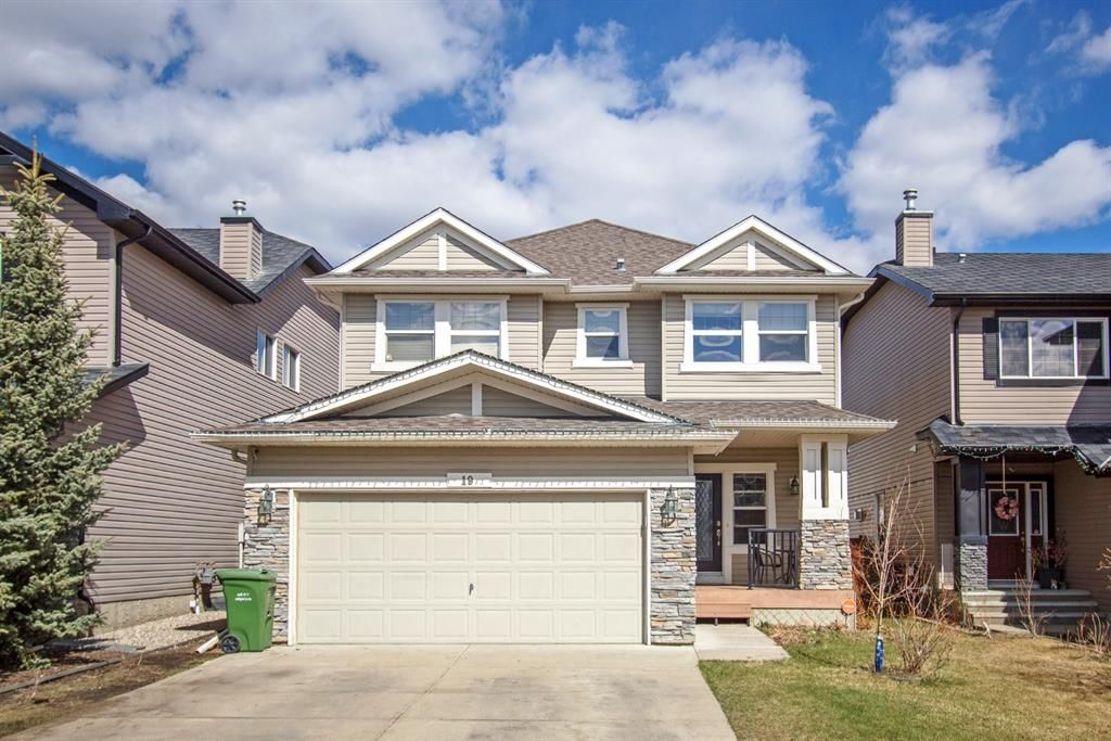 Main Photo: 19 Everhollow Crescent SW in Calgary: Evergreen Detached for sale : MLS®# A1099743