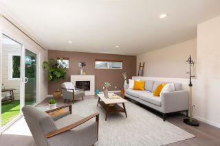 Photo 9: UNIVERSITY HEIGHTS Townhouse for sale : 3 bedrooms : 4656 Alabama St in San Diego