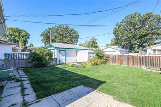 Photo 33: 41 West Fernwood Avenue in Winnipeg: Norberry Residential for sale (2C)  : MLS®# 202122211