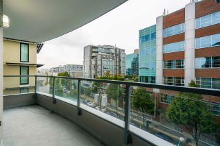 """Photo 17: 602 587 W 7TH Avenue in Vancouver: Fairview VW Condo for sale in """"AFFINITI"""" (Vancouver West)  : MLS®# R2309315"""