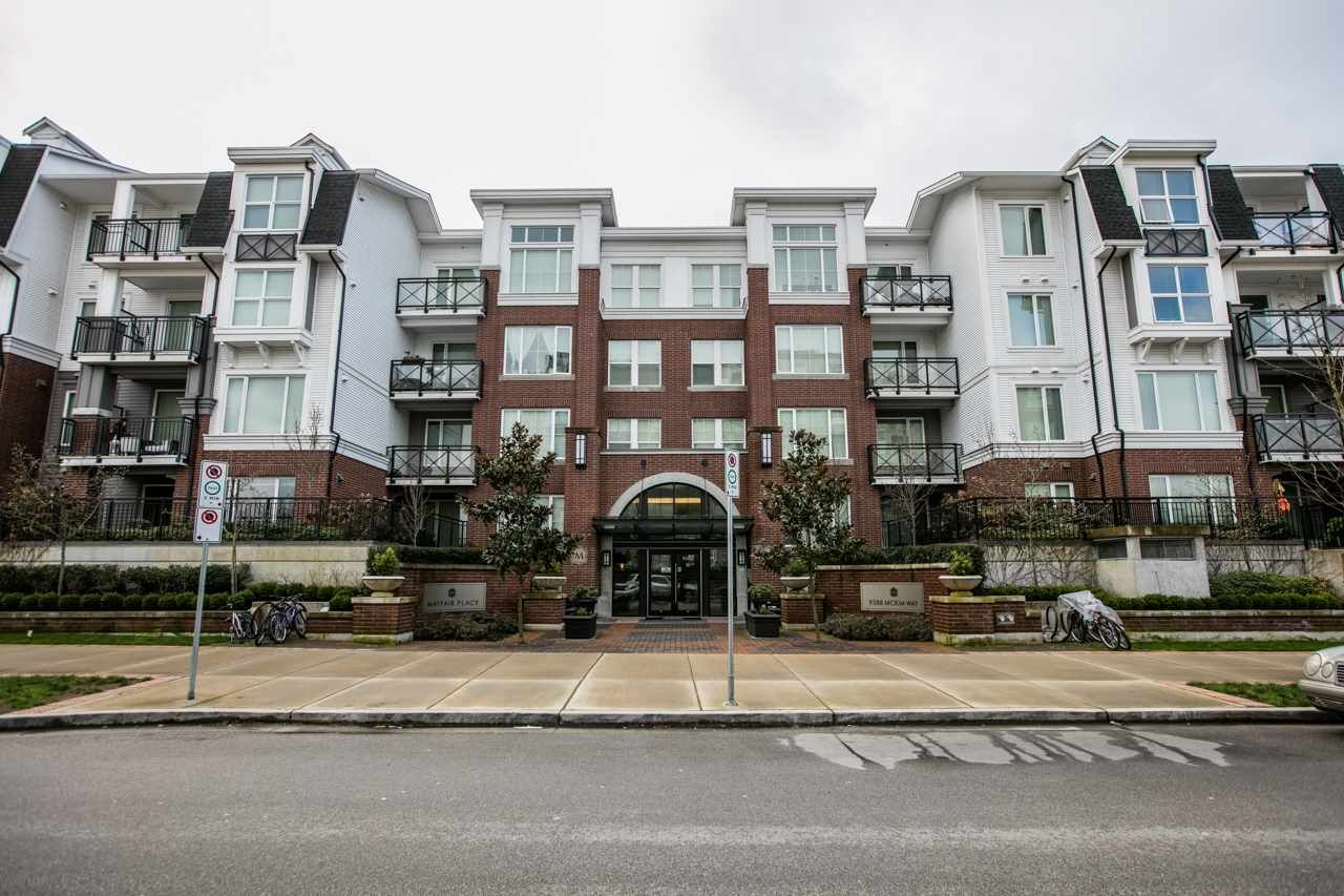 """Photo 11: Photos: 156 9388 MCKIM Way in Richmond: West Cambie Condo for sale in """"MAYFAIR PLACE"""" : MLS®# R2040447"""