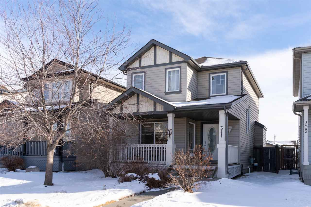 Main Photo: 311 BRINTNELL Boulevard in Edmonton: Zone 03 House for sale : MLS®# E4229582